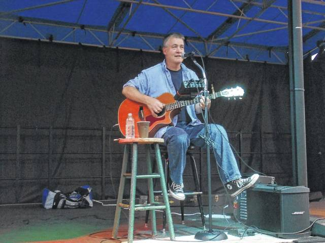 Local singer-songwriter Paul Doeffinger, pictured, is scheduled for Aug. 7 on the Mayor's Night Out lineup.