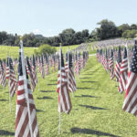 'The Healing Field' returns for 9/11