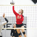 Volleyball tournament pairings set