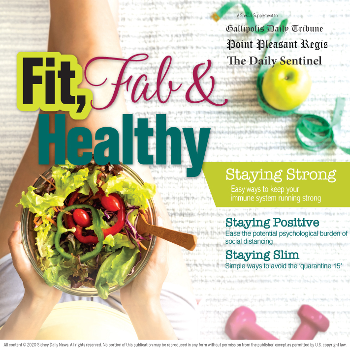 Gallipolis Daily Tribune – Healthy Living