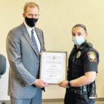 Cochran named 'Officer of the Year'
