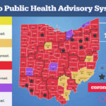 Meigs now 'Red' on health advisory map… Local COVID-19 cases trending upward …W.Va. active cases reaches new high