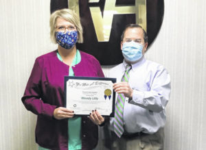 PVH 'Employees of the Month' announced