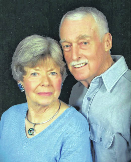 Sallie and Max Carsey, pictured, were married December 27, 1960.