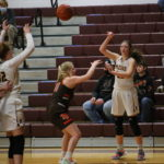 Lady Marauders rally past Nelsonville-York, 52-49