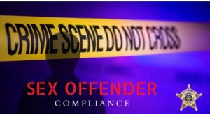 Sheriff releases info on 'Operation Offender Compliance'