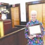 Simmons honored as church's pianist