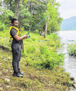 Free fishing events focus on 'grandfamilies'