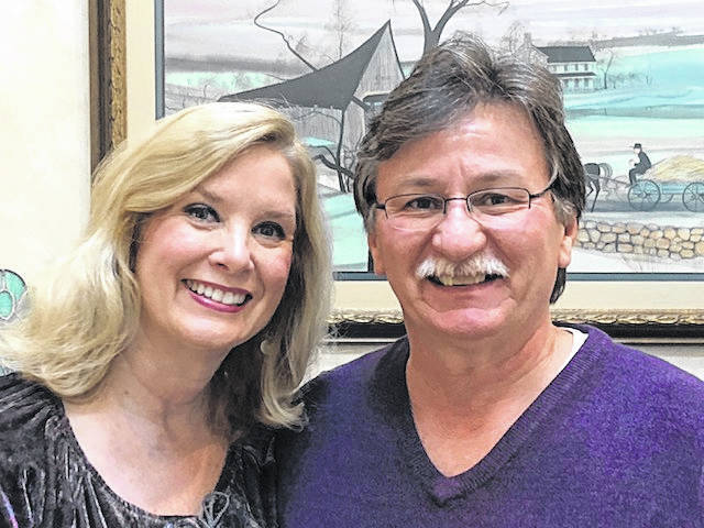 Steve and Tanya Bobo recently celebrated their 30th wedding anniversary.