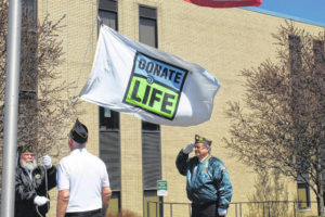 PVH to host 'Donate Life' event April 22