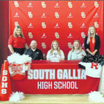Shamblin signs with the University of Rio Grande