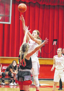 Locals land 3 on girls state teams