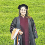 Nowlin earns doctorate