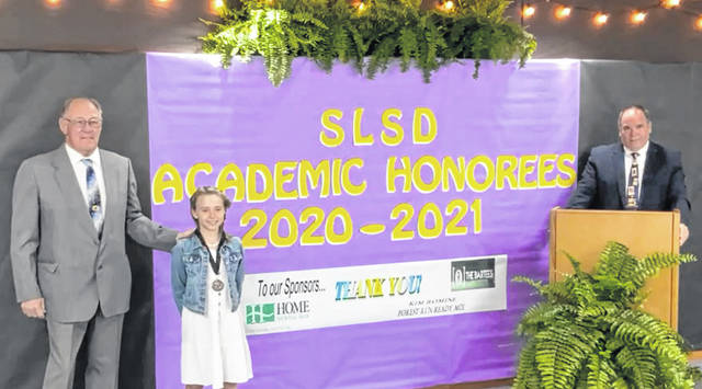 Southern Local honored its 2020-21 academic banquet honorees during a virtual ceremony on Thursday.