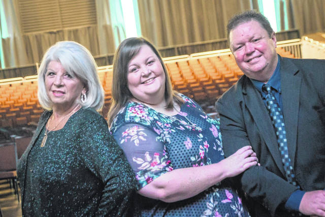 The Southern Gospel group, James Rainey Trio, is returning to the area starting this weekend through July 4.