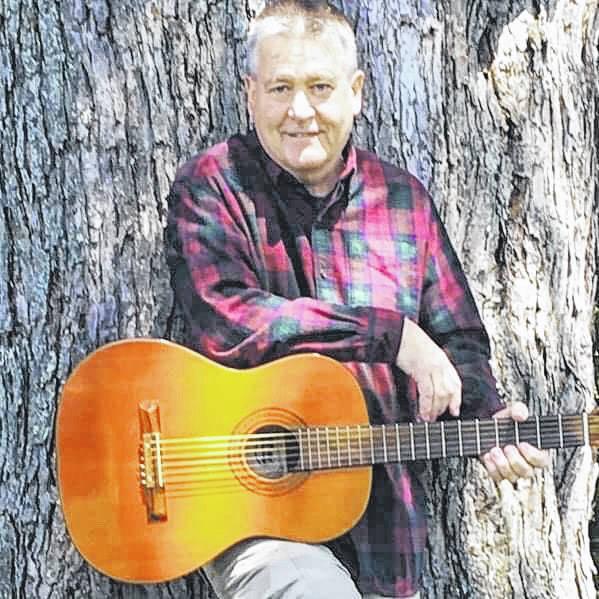 The French Art Colony's Hot Summer Nights concert series continues this Thursday with Paul James Doeffinger, pictured, a well-known singer songwriter from Mason County, W.Va.