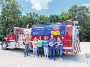 Supporting 'Fire Prevention Week'