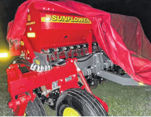 Reported farm machinery theft investigation leads to arrest, recovery of property