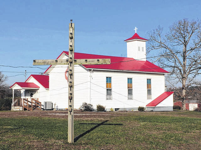 Union Camp Meeting will celebrate it's 100th anniversary this year, and will be held at Union Church, pictured, July 11-17. The camp meeting will coincide with the opening of the Union Church time capsule, which was first filled in 1886.