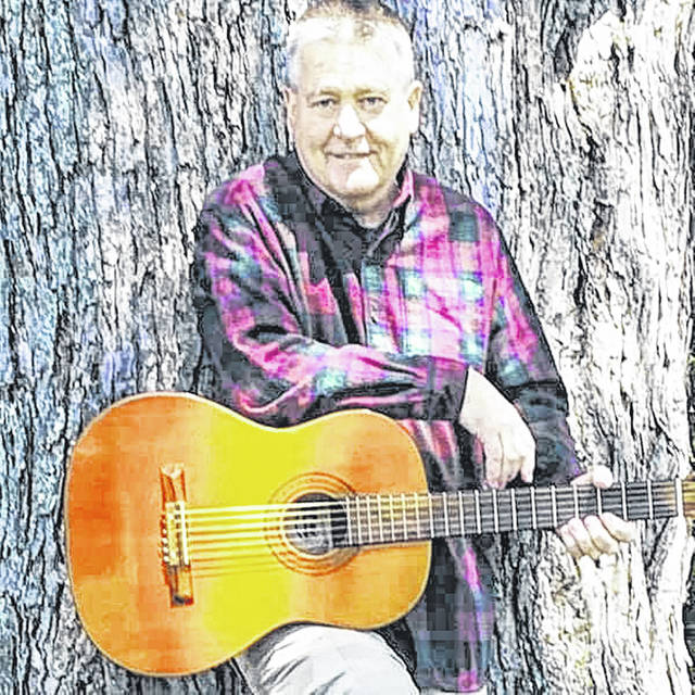 Paul Doeffinger, pictured, returns for the Hot Summer Nights concert series this Thursday for a performance at the outdoor pavilion on the grounds of the French Art Colony.