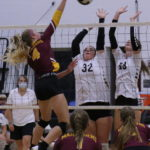 Lady Marauders top River Valley