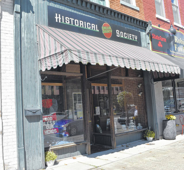 The Gallia County Historical Society located on Second Avenue, Gallipolis, Ohio is a nonprofit dedicated to preserving the history of Gallia County.