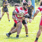 Rio Grande rugby cruises in debut
