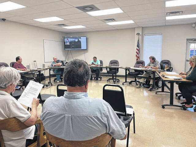 The Gallipolis City Commission met in-person and via Zoom for a regular meeting this week.