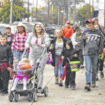 Trick-or-treat in Gallia County