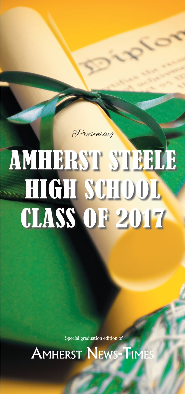 2017 Amherst Steele High School Graduation