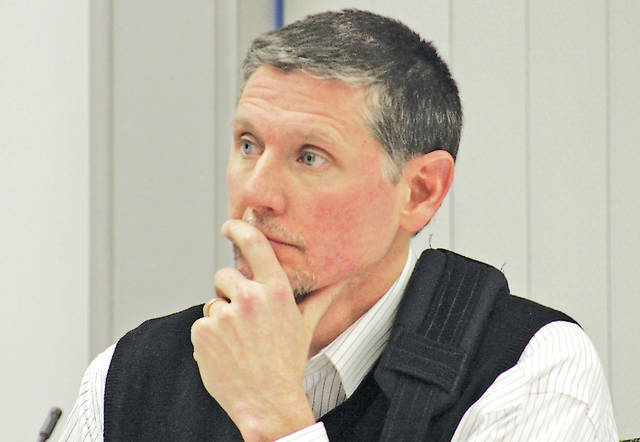 Joe Miller has served on Amherst city council since 2013 and wants a promotion to state representative in the Ohio General Assembly.
