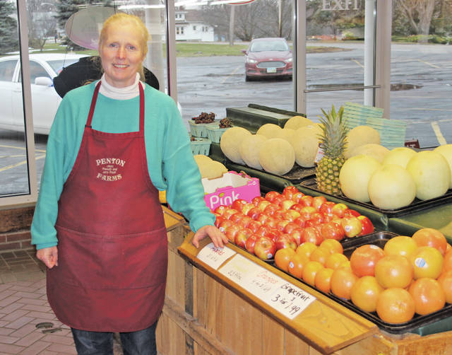 Kirsten Penton Hill is saying goodbye to the family's longtime market on North Ridge Road in Amherst.