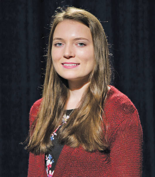 Elizabeth McDermott of Amherst is making a name for herself through her psychology studies at Lorain County Community College.