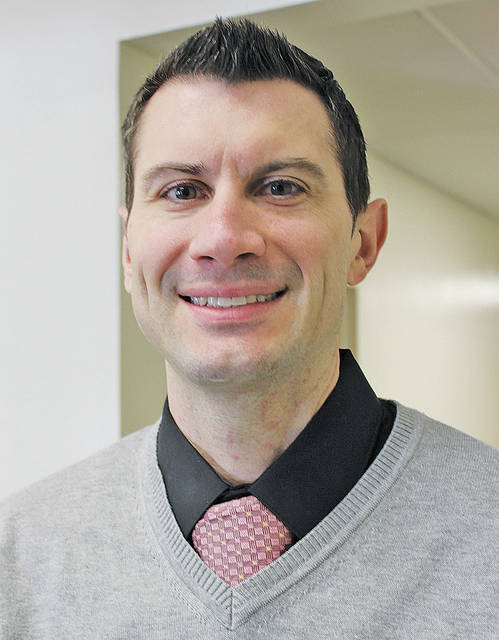 Michael May said choosing to step down as principal of Amherst Steele High School was a difficult decision, but the right one for his career and family.