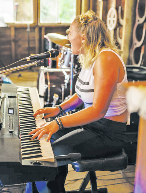 Firelands student Macey Butchko, the daughter of Greg and Jennifer Butchko, is one of 40 acts that will perform at the national FFA convention.