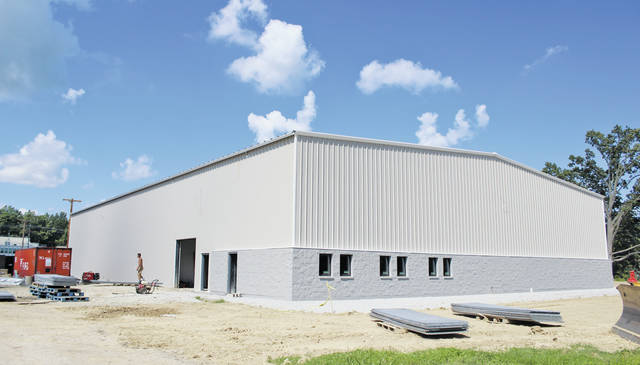 Ascension BioMedical will operate Lorain County's lone medical marijuana cultivation site — that is, once it is inspected and approved by the state.