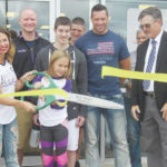 New owners cut ribbon at Anytime Fitness