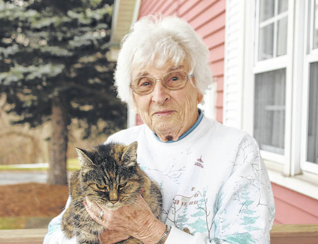 Philanthropist and community leader Marilyn Jenne died Wendesday, Oct. 17 at age 96.
