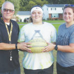 Rugby standout nets college scholarship