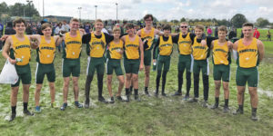 CROSS COUNTRY: Hill leads Comets to 3rd in SWC