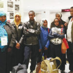 Oberlin community volunteers help bring family of refugees to Northeast Ohio