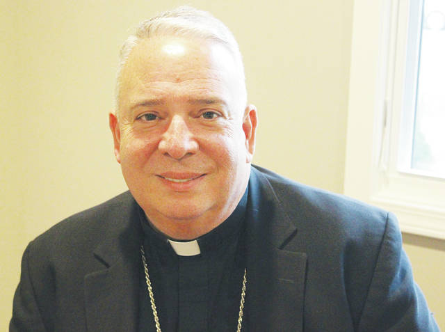 Nelson Perez is the first Hispanic bishop to serve the Catholic Diocese of Cleveland.