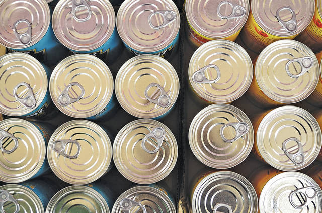 We are collecting canned food goods for the Genesis House. Be a hero and help us!