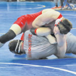 WRESTLING: Grapplers finish regular season