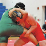 WRESTLING: Five place at Snow Day Invite