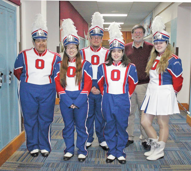 The Phoenix band will sport new uniforms during Friday night football games this fall.