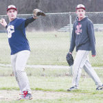 BASEBALL: Carter takes over as coach