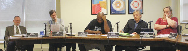 The Oberlin board of education voted Tuesday to place a 4.8-mill levy on the November ballot.