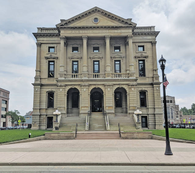 The Lorain County Courthouse opened in 1881 and has recently welcomed $3 million in renovations.