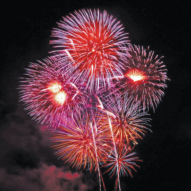 Want to take the family out to a fireworks show? We've compiled a list!
